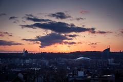 Wonderful Clouds (Gilderic Photography) Tags: canon eos cityscape belgium belgique belgie nuage liege 500d gilderic
