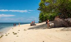 Turtle Island beach (m_c2012) Tags: malaysia borneo sabah turtleisland selinganisland