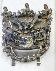 Escudos herdicos Catedral Luterana Santa Maria o de la Cpula Riga Letonia 10 (Rafael Gomez - http://micamara.es) Tags: santa de la o maria dom catedral riga doms luterana zu cpula letonia escudos rgas herdicos