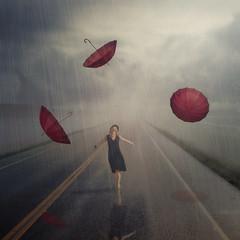 a wet man does not fear the rain (Kasia Derwinska) Tags: kasiaderwinska