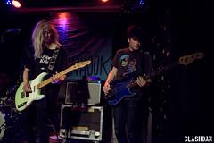 Bully @ The Pinhook Durham NC 2015 (clashdan) Tags: durham livemusic bully concertphotography durhamnc concertphotos livemusicphotography pinhook thepinhook bullytheband aliciabognanno