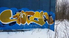(Spooky G-sus) Tags: winter canada cold boys wet st bar yard newfoundland real graffiti three back gut vegan healthy backyard freestyle montana paint dad day time g free talk style goat windy canadian spray spooky your crew rainy 94 bubble cult mtn roller daytime spraypaint drips them graff piece 315 clan quick johns bombing bubbly chunky sys fifteen yung quicky rong voorhees in fades 2016 clif quickie kobra gote hydrated gutem threefifteen vorhes spookyg guttem vorheezy vorhe