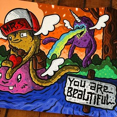 MR. SWITCH (billy craven) Tags: youarebeautiful streetartchicago stickergame galerief yabsticker