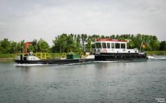 067. BB Falderntor (Possy 2016) Tags: natur kanal landschaft sigma105mm datteln bunkerboot sigma105mmf28makro tamron16300mmf3563macro tamron16300mm 45711datteln falderntor
