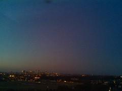 Sydney 2016 Feb 10 20:18 (ccrc_weather) Tags: sky evening outdoor sydney australia automatic kensington feb unsw weatherstation 2016 aws ccrcweather