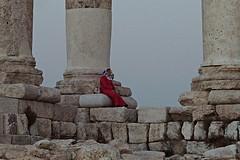 Amman, Jordan - The Citadel (Therese Beck) Tags: amman jordan thecitadel ammanjordan templeofhercules templeofherculesamman templeofherculesjordan templeofherculescitadelamman thecitadelamman thecitadeljordan