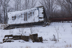 12 February 2016 (runningman1958) Tags: winter barn nikon outdoor 365 oldbuilding collapsed oldbarn winterscene 365dayproject collapsedbarn d7200 nikond7200