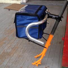 Pass Hunter Disc bag+rack, #1 (Tysasi) Tags: bag rando rack photostream lukasz xpac tarckrack tarckbag 7x8x9 bagsracks
