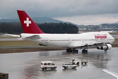 Swissair Boeing 747-357M HB-IGC (M. Oertle) Tags: swissair flugzeuge avions airplanes aviones aviões aeroplani 飛機 เครื่องบิน zürich zrh kloten airplane kambui planes schweiz switzerland svizzera suisse suiza suíça スイス 22704 747 747300 aircraft airport avion b747 b747357combi boeing boeing747 boeing747300 boeing747357 flughafen flugzeug jumbojet plane zürichkloten hbigc