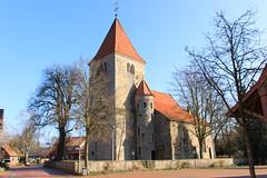 Klosterkirche Schale (RunningRalph) Tags: church germany deutschland kirche kerk nordrheinwestfalen duitsland hopsten
