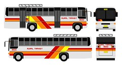 #WaybackWednesday Rural Transit 1600 (the4aces) Tags: old de 90s cagayan oro zamboanga livery ruraltransit1600
