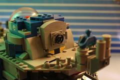 airsealed (OlleMoquist) Tags: classic canon toy underwater lego space bricks submarine spaceship custom moc toyphotography legobricks classicspace legoclassicspace teamcanon neoclassicspace legophotography