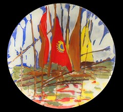 Vele variopinte (fotomie2009) Tags: art painting boats sailing arte raoul dipinto vele caracci