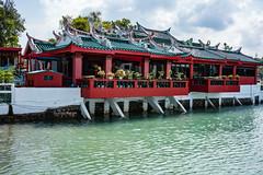 Kusu Island Chinese Temple (soschulz) Tags: singapore turtleisland kusuisland southernislands