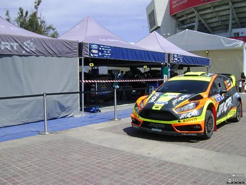 WRC Rally Guanajuato México 2016 - Sábado 5 de marzo - Rally Campus 046