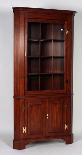 Hinkel Harris Corner Cupboard $880.00 - 9/11/15