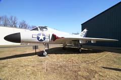 New England Air Museum (patchais) Tags: airport connecticut aviation international bradley windsor locks douglas skyray neam f4d1