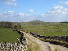 A VIEW OF MINNINGLOW FROM UPPERMOOR FARM LANE (Tibby Man) Tags: england landscape derbyshire gotham