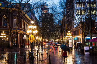 Time is Precious ☔� Vancouver, BC