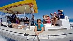 Boat Trip (minimi007) Tags: summer sunshine outdoors hawaii boat us day diving maui scubadiving lanai watersport gopro goprohero kesa snorkeln gopro4 gopro4black