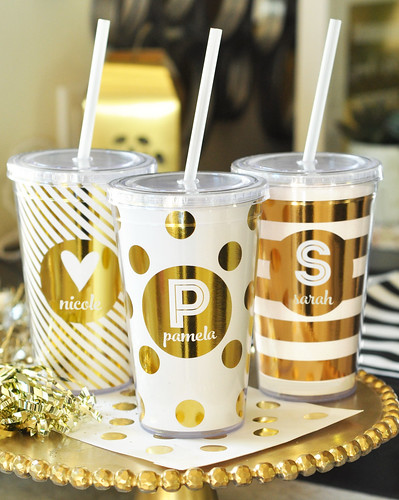 Gift Finalist — Event Blossom, Personalized Tumblers