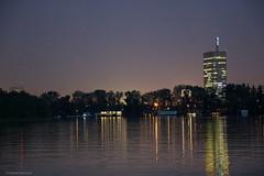 usce-05.03. (vozNS) Tags: night river evening serbia belgrade beograd danube no srbija usce dunav reka ue vee