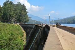 India - Kerala - Munnar - Dam And Kundala Lake - 8 (asienman) Tags: india kerala munnar asienmanphotography kundalalake dam