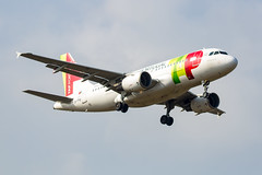 CS-TTQ TAP Air Portugal Airbus A319-11