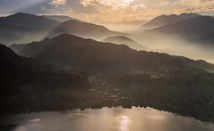 Dramatic light... (Alex Switzerland) Tags: canon landscape eos schweiz switzerland tessin ticino suisse svizzera landschaft lugano paesaggio 6d luganese ceresio