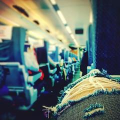 啟程...🚅  #Railway #HighSpeedTrain #Jeans