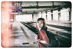 (alen340) Tags: voyage travel girl canon donna  ritratto viaggio  viajar traveler         avventura    5d3