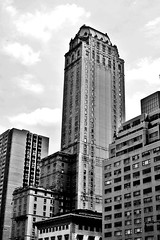 Early XX sec building. NY, summer 2013. (Emanuele Barcali) Tags: plaza city shadow vacation bw usa ny newyork black building bus statue museum brooklyn night skyscraper river liberty grey monocromo us newjersey memorial jerseycity day state withe centralpark harlem manhattan library taxi worldtradecenter broadway newyorkpubliclibrary 5thavenue timessquare brooklynbridge figure eastriver jersey guggenheim hudson marines chrysler fifthavenue rockefeller met avenue apollo 5th bigapple metropolitan metropolitanmuseum ellisisland publiclibrary guggenheimmuseum thebigapple blackwithe apollotheater libertystatue metropoli newworldtradecenter neverforgotten avenuegrand oneworldtradecenter centerrockefellerempire buildingempirechrysler evenuelexington centralgrandcentralterminal buildingchryslerstationrailwaypark