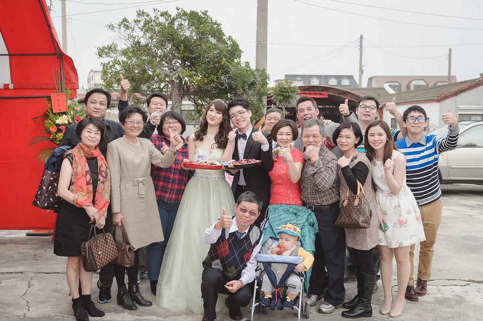 婚禮攝影-台南北門露天流水席-073