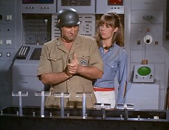 It's broken (Vicki12692) Tags: barbarafeldon getsmart kingmoody