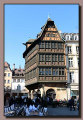 Strasbourg, Maison Kammerzell (p_jp55 (Jean-Paul)) Tags: france frankreich strasbourg alsace strasburg elsass fachwerkhaus maisonkammerzell maisoncolombages