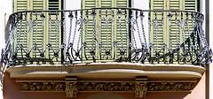 Sant Just Desvern - Carles Mercader 17 i (Arnim Schulz) Tags: barcelona espaa art texture textura window architecture fence liberty ventana spain arquitectura iron arte fenster kunst catalonia finestra artnouveau castiron gaud architektur catalunya deco espagne muster modernismo forged catalua spanien modernisme fenetre fer jugendstil wrought ferro eisen deko hierro dekoration decoracin espanya katalonien stilefloreale textur belleepoque baukunst gusseisen schmiedeeisen ferronnerie forjado forg ferdefonte
