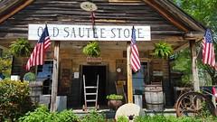 Old Sautee Store (Bella Lisa) Tags: georgia helen waterfalls annarubyfalls unicoi helengeorgia oldsauteestore