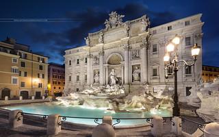 Fontaine de Trevi // Trevi Fountain // Roma // Italy