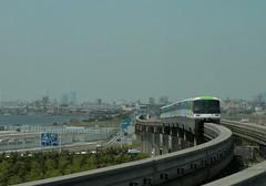 P4220092 (mr_nihei) Tags: train tokyo railway monorail haneda ota
