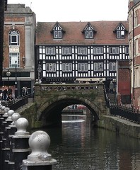 [40349] Lincoln : High Bridge (Budby) Tags: river lincolnshire lincoln witham waterway timbered