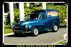 Classic  Morris Minor-Walk socks Photos 2016  V6 (Ban Long Line Ocean Fishing) Tags: auto newzealand classic cars car canon vintage drive march photo vintagecar driving outdoor border retro nz convention vehicle southisland morrisminor van knees kiwi walkers 27th vintagecars kneesocks kiwiana 2016 morri bermudashorts morrie walkshorts vintagecarscarclassicold walksocks bermudasocks polyesterwalkshorts newzealandretrowalkshortsfanclub kiwishorts kiwifashionicon walksocksphotos walksocksphotos2016