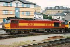 60024 (johnmorris13) Tags: ews class60 60024