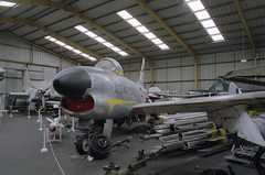 F-86 Sabre (Ronald_H) Tags: uk film nikon fighter military north jet sabre american expired fm sunderland f86 2016