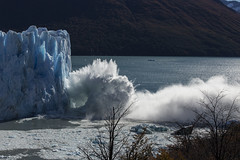 Glacier Perito Moreno (Fabio Rage) Tags: park parque patagonia fall ice argentina wall lago los rage fabio glacier national glaciar nacional perito moreno glaciares