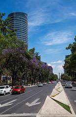 Reforma 333 (L Urquiza) Tags: city urban de mexico la arquitectura ciudad paseo reforma cdmx