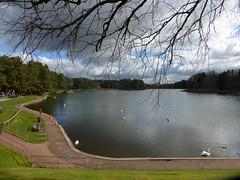 Lanark Loch (luckypenguin) Tags: lake scotland loch lanarkshire lanark