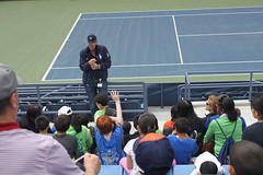 IMG_8833 (boyscoutsgnyc) Tags: sports arthur athletics stadium boyscouts tennis scouts ashe usta boyscoutsofamerica