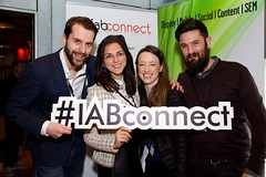 """Michael Scully from Entertainment Media Networks, Denise Farrelly from Google, Eimear Coughlan from Googe, Simon Andreucetti from DoneDeal • <a style=""""font-size:0.8em;"""" href=""""http://www.flickr.com/photos/59969854@N04/26071123813/"""" target=""""_blank"""">View on Flickr</a>"""