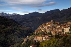 Amazing place...PARTLY EXPLORED 30/4/16 (Alex Switzerland) Tags: italien italy nature canon landscape eos italia village liguria paesaggio 6d apricale