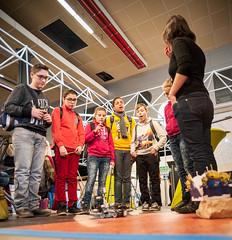 SalonSIEP-M+®tiers du Spacial-10 (cdsunamur) Tags: robot stand université salon sciences espace savoir siep visites métiers unamur henallux